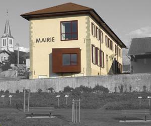 Mairie à Marin | Architectes: Nelly GUYOT et Isabelle POULAIN | Crédits photo: Bianchi