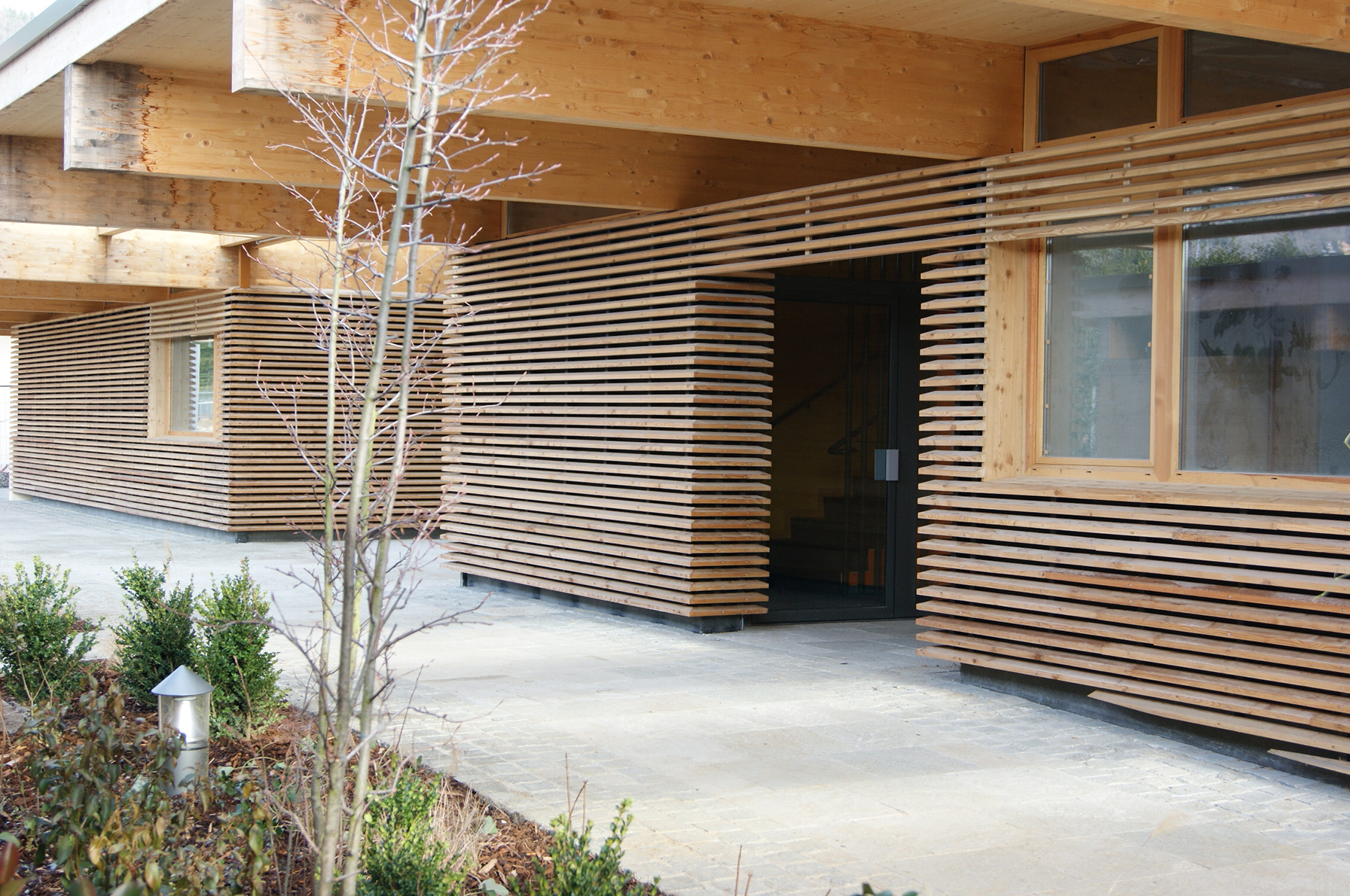Creche de Fillinges - Architectes - GUYOT Nelly - RAIMONDO Antoine