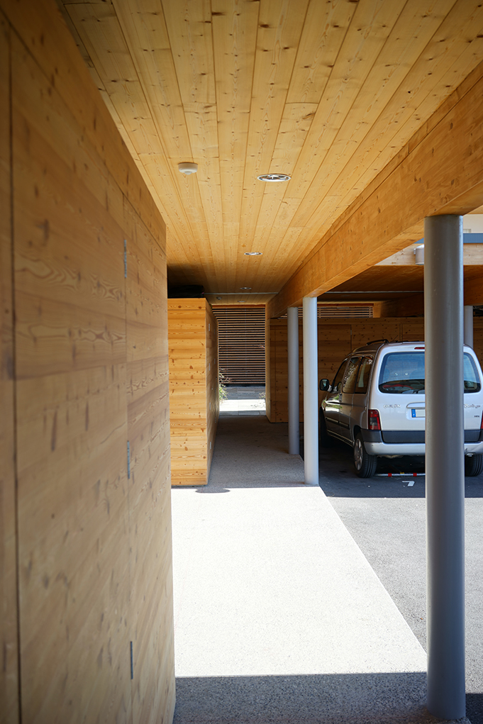 Creche de Fillinges - Architectes - GUYOT Nelly - RAIMONDO Antoine - Credit Photo NebS