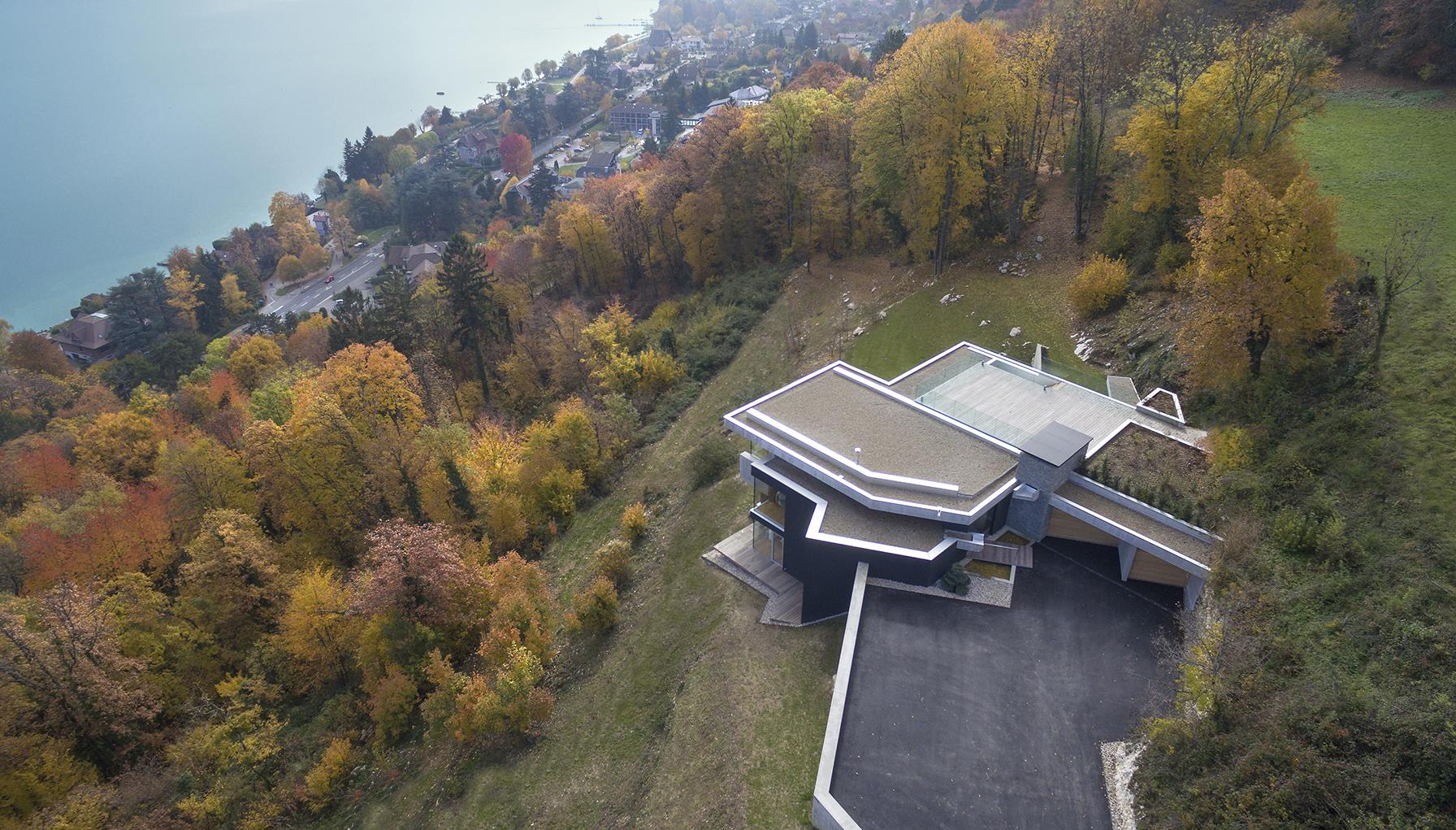 La Maison Sur Le Lac Ng Architecture