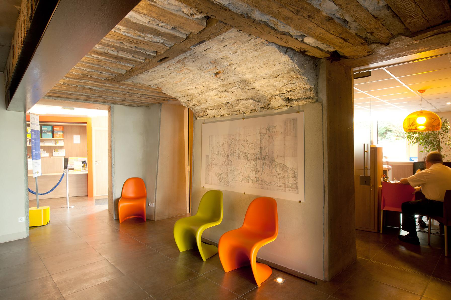 Mairie de Contamine Sur Arve - Architectes: GUYOT Nelly et POULAIN Isabelle
