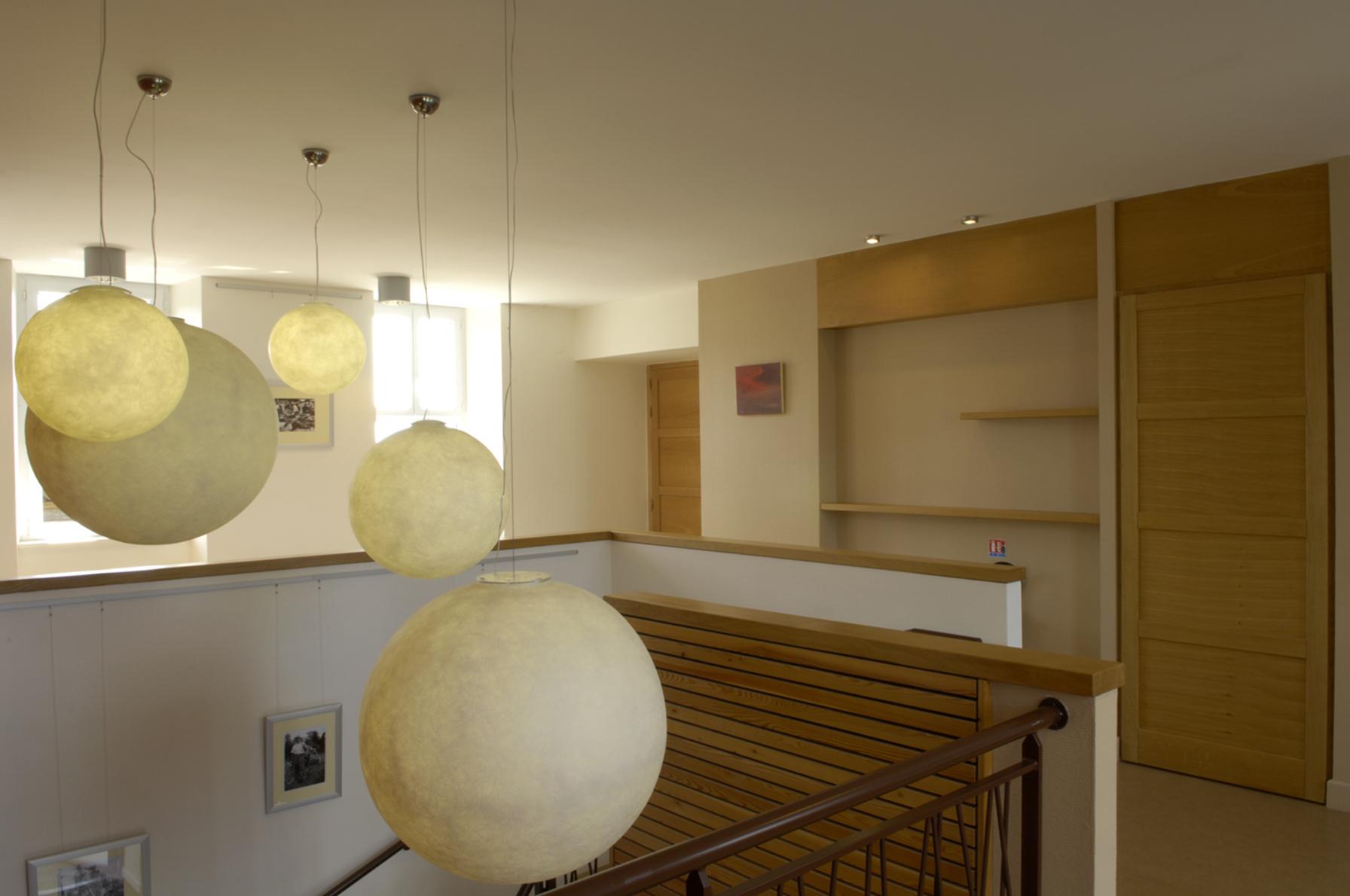 Mairie de MARIN - Architectes GUYOT Nelly - POULAIN Isabelle
