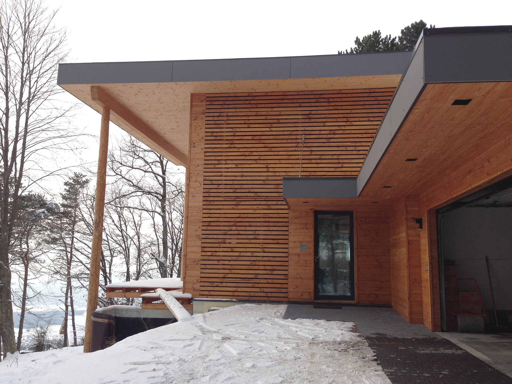 Maison Minergie - Architecte GUYOT Nelly