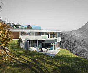 La Maison sur le Lac | Architectes: Nelly GUYOT et Olivier POULET | Crédits photo: Kalice