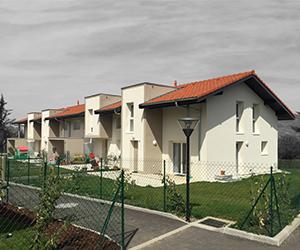 Domaine des Cerisiers, 21 Logements à Reignier-Esery | Architectes: Nelly GUYOT et Isabelle POULAIN |